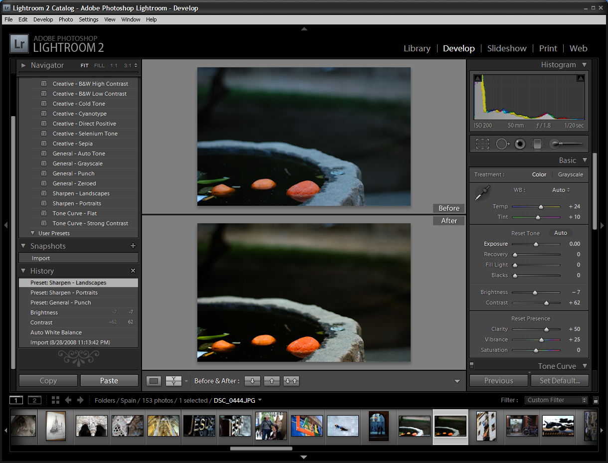 how to change the grid in the croptool in lightroom