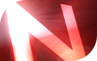 Novell 'N' top story badge