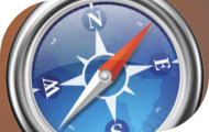Apple Safari top story badge