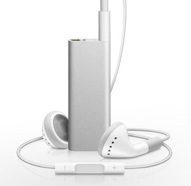 Third Generation iPod Shuffle