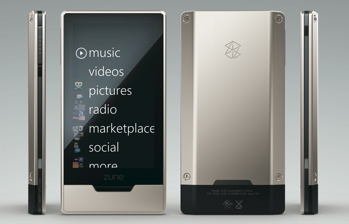 Zune HD is Official