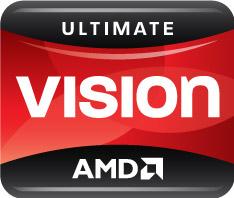AMD Vision Ultimate logo
