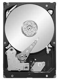 Seagate Barracuda XT hard disk drive chassis