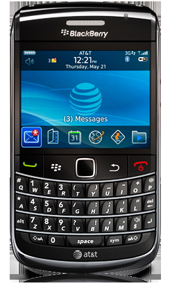 BlackBerry Bold 9700: the sequel