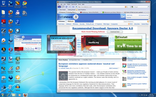 A real beta process at work: Mozilla fires up Firefox 3.6 Beta 2