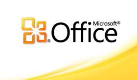 New Office 2010 logo