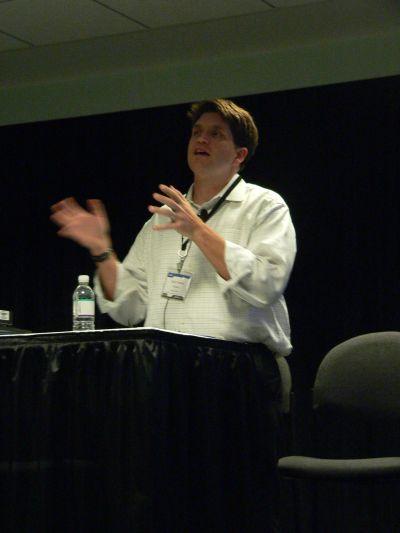 Microsoft Windows Server Senior Product Manager Scott Ottaway