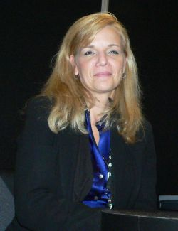 Microsoft senior communications director Janice Kapner