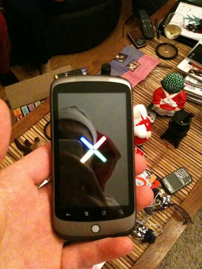 Nexus One?