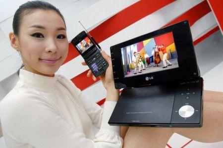 LG Mobile DTV