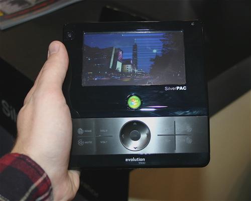 Evolution 5500 remote control