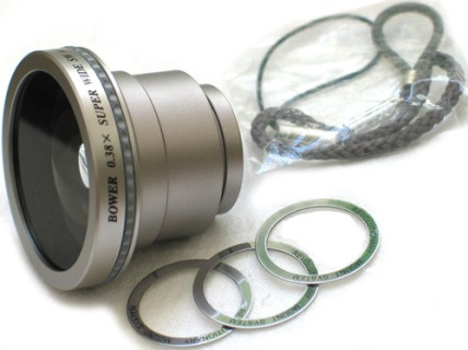 Magnetic Wide-angle lens Bower M.Power