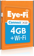 Review: Eye-Fi X2, my CTIA secret weapon
