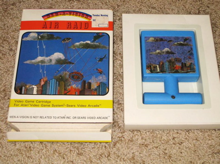 Air Raid - the most valuable Atari 2600 game of all time
