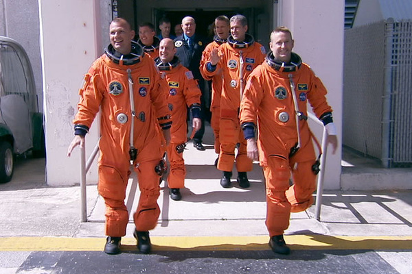 Space Shuttle Atlantis' final mission...via Twitpic