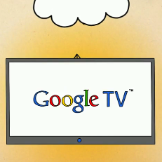 Google aims for Apple with 'Web TV', launching worldwide by 2011