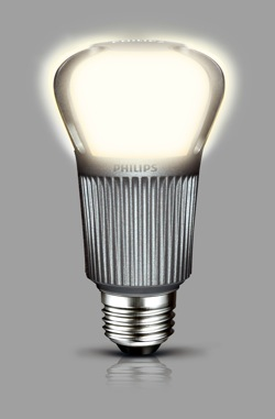 Phillips 60W replacement LED bulbs