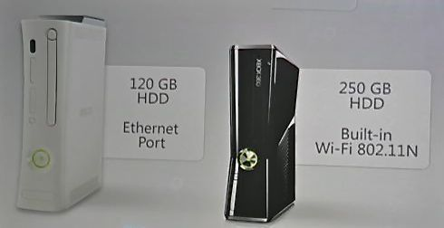 Microsoft surprises with a smaller, sleeker, redesigned Xbox 360