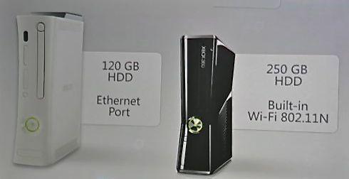 New Xbox 360