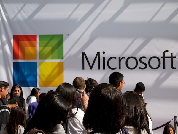 Microsoft Store Opening San Diego