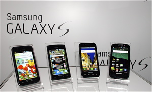 Samsung to release iPod touch competitor at CES 2011