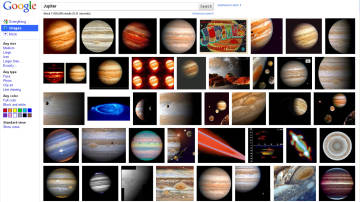 Google's new Image Search