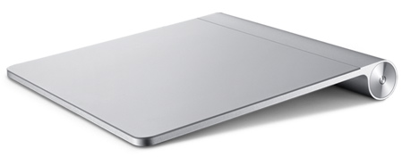 Apple debuts multi-touch Magic Trackpad, battery charger