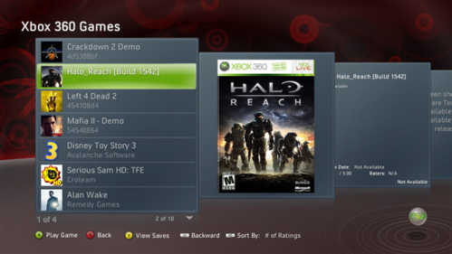 Halo: Reach hacked, leaked weeks before anticipated release date