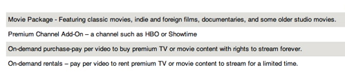 Hulu Plus survey hints at ad-free premium content packages, HBO, Showtime integration