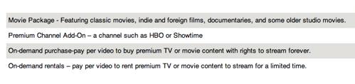 Hulu Survey