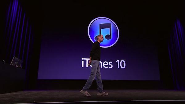 iTunes 10 intro