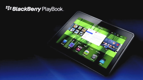 RIM unveils PlayBook, the long-awaited BlackBerry tablet