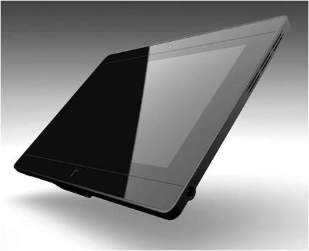 """Acer 10"""" Windows 7 tablet"""