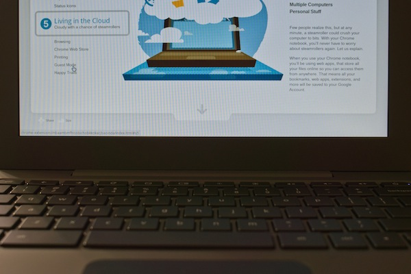 A week with Google's Chrome OS laptop, Day 3: Living with Flash