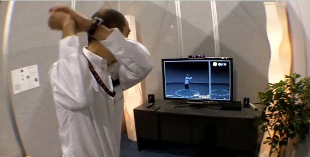 """Softkinetic --""""Kinect"""" for Intel Atom"""