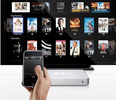 iphone appletv controller