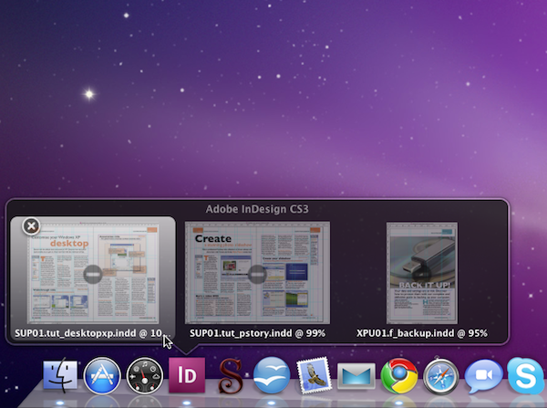 Get one of Windows 7's best features on your Mac desktop