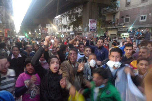 Egypt's telecommunications blackout crushes citizen journalism