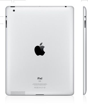 iPad 2 back