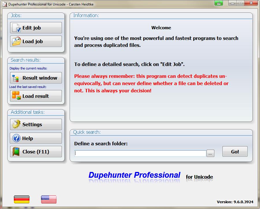 Dupehunter Pro