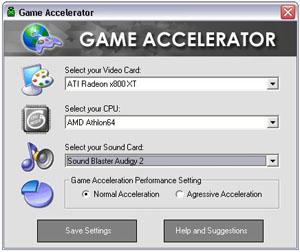 [ ����� ] : ������ ����� ������ ����� �� ������� * Game Accelerator*