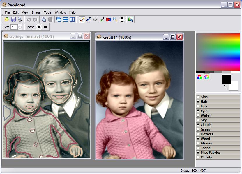 Как сделать в фотошопе из черно-белой фото цветное в фотошопе