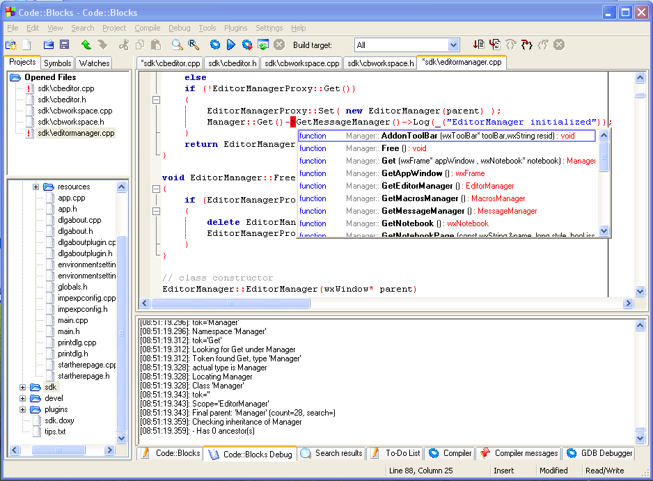 Free Lightweight Ide Text Editor For Windows C