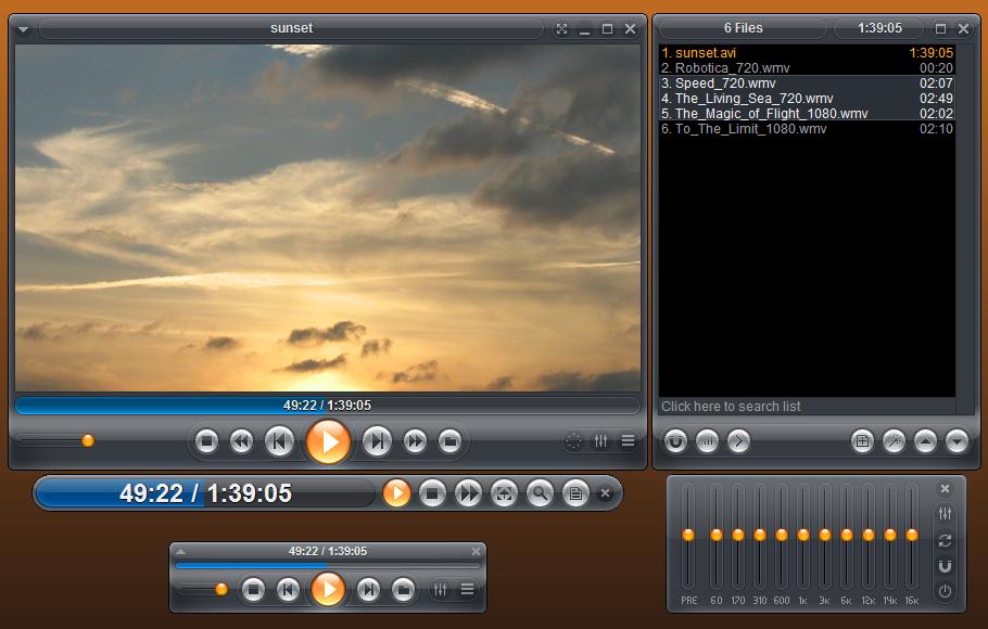 برنامج Zoom Player Pro 6.00 Beta الملتميديا