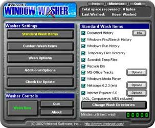 Webroot Window Washer For Windows 7