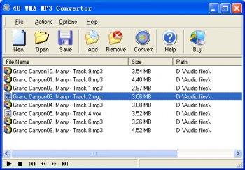 descargar convertidor de musica a mp3 gratis