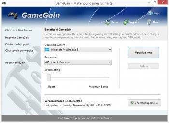 GameGain v.2.18.2.2008