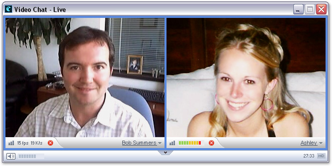 Possible problems when you uninstall iSpQ VideoChat 9.1.9