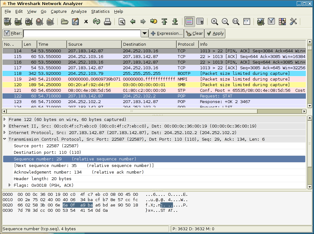 Wireshark for Mac OS X
