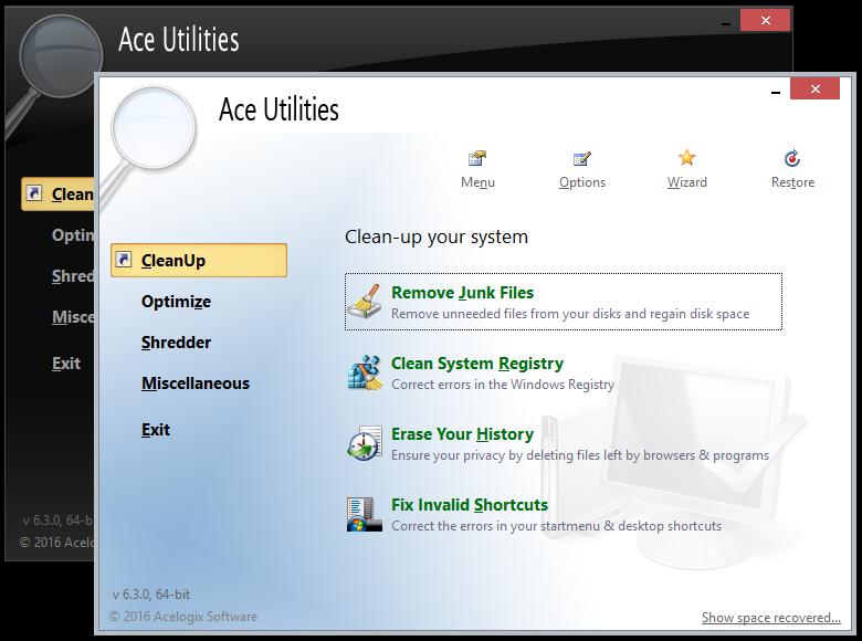 Ace Utilities